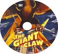 The Giant Claw (1957 SciFi Cult Movie) on DVD