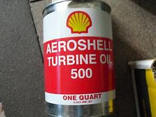 Aeroshell Turbine Oil Can