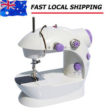 Hot Electric Multi-function Portable Mini Desktop Sewing Machine Handheld AU