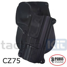 New Fobus CZ 75 Paddle Holster UK Seller CZ-75