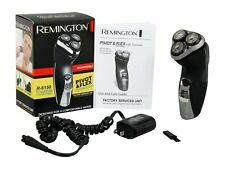 Remington R-6150 Pivot Flex Titanium Mens Rotary Beard Cordless Digital Shaver