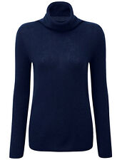 Gassato Cashmere Polo Neck Sweater from Pure Size 8