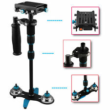 S-450 Pro Hand Held Steadycam Stabilizer for Canon 760D 7500D 7D Mark II 5D III