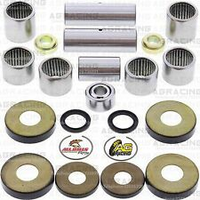 All Balls Swing Arm Linkage Bearings & Seal Kit For Suzuki RM 250 1987 Motocross