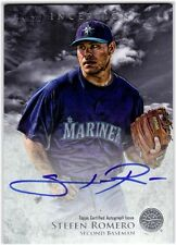 Stefen Romero 2013 Bowman Inception AUTOGRAPH RA-SR Signed Auto Seattle Mariners