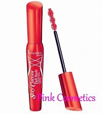 RIMMEL Sexy Curves Full Body Voluptuous Mascara in 001 Black Sealed Carded