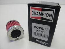 CHAMPION FILTRO OLIO PIAGGIO 125 Vespa ET4 1996 1997 1998 1999