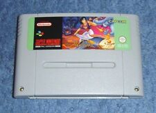* DISNEY'S - ALADDIN * - SUPER NINTENDO - SNES GAME - PAL VERSION