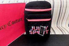 JUICY COUTURE GENUINE BLACK LARGE SPORTS BACKPACK BNWT RRP £209