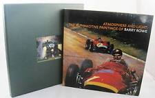 Atmosphere and Light The Automotive Paintings of Barry Rowe SIGNED Lmt Edition