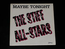 45 tours SP -  THE STIFF ALL STARS - MAYBE TONIGHT - 1980
