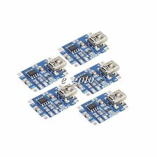 5pcs Mini USB 5V 1A Charger Module Lithium Battery Charging Board Battery  U
