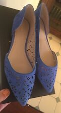 Mimco Brand New Genuine Leather  Flats Sandals Shoes Sandals Size 39 Or 8 $199