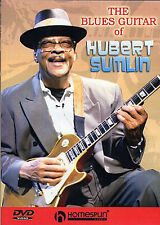 Learn Play Blues GUITAR HUBERT SUMLIN Tutor DVD + Book