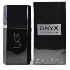 Onyx Pour homme by Loris Azzaro  Eau De Toilette 3.4 oz 100ml Spray