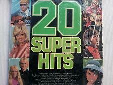 20 Super Hits - MFP - LP  NEU
