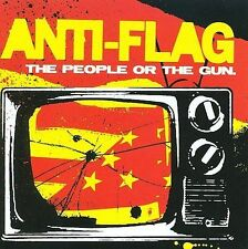 Vinyl The People Or The Gun [Vinyl] - Anti-Flag NEW
