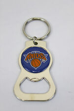 OFFICIAL LICENSED NBA **NEW YORK KNICKS** BOTTLE OPENER KEY CHAIN