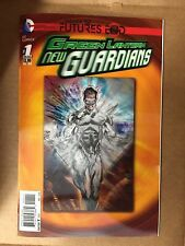GREEN LANTERN NEW GUARDIANS:FUTURES END #1 3D LENTICULAR COVER FIRST PRINT