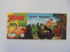 TIBOR Sohn des Dschungels - Nr. 7, Piccolos Comic - Lehning Verlag / Z. 2