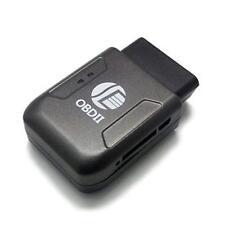 Nuovo OBD II GPS TRACKER Tempo reale Auto Camion Veicolo Tracking GSM GPRS Mini