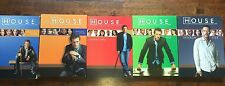 House M.D. Season 1-5 DVD Like New