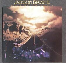 JACKSON BROWNE - RUNNING ON EMPTY rare rock Music cd 10 songs 1977