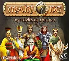 Mahjong Mysteries of the Past  50+ challenging levels  Win 7 8 Vista XP  NEW