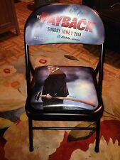 WWE PPV PayBack Chair