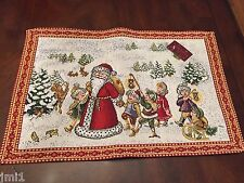 Villeroy & Boch CHRISTMAS EVE 2015 Toy's Delight Cloth Place Mat