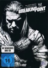WWE Breaking Point 2009 DVD orig WWF wrestling Randy Orton vs John Cena