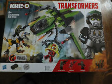 Kre-o transformers-lockdown air raid-childs playset - 203 pièces-âges 6+