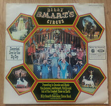 Billy Smart's Circus - Live Recording LP - MFP 1337 (UK, 1969)