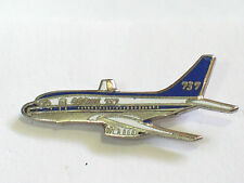 Boeing 737 Commercial Aircraft Pin (B)