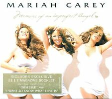 MARIAH CAREY - MEMOIRS OF AN IMPERFECT ANGEL - CD (NUOVO SIGILLATO) DIGIPACK