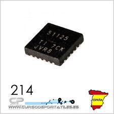 1 Unidad TPS51125RGER TPS51125RGE TPS51125R TPS51125 51125 QFN24