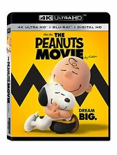 The Peanuts Movie (4K Ultra HD)(UHD)(Atmos)