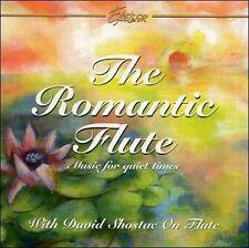 Romantic Flute-Music of Mozart by Shostac, David
