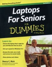 Laptops for Seniors for Dummies by Nancy C. Muir (2013, Paperback)