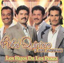 Abel Quintero Y Sus Luceros - Hijos De Los Perez (1999) - Used - Compact Di