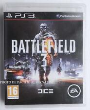 jeu BATTLEFIELD 3 pour PS3 playstation 3 francais game spiel juego gioco guerre