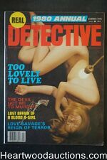 Real Detective Annual Summer 1980 - High Grade