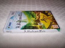 A SHADOWS TALE - Nintendo WII - UK PAL - NEW & FACTORY SEALED - MINT
