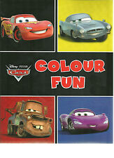 disney pixar cars Colour Fun by Parragon Book Service Ltd (Paperback, 2012) (2)