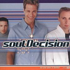 No One Does It Better by soulDecision (CD, Aug-2000, MCA (USA))