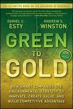 Green to Gold: How Smart Companies Use Environmental Strategy to Innov-ExLibrary
