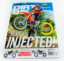 MotorCycle Magazine - Australasian Dirt Bike #432 September 2015