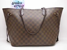 r55613 Auth LOUIS VUITTON Damier SP4088 NEVERFULL GM Tote Shoulder Bag N51106