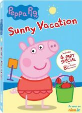 Peppa Pig: Sunny Vacation (2016, REGION 1 DVD New)