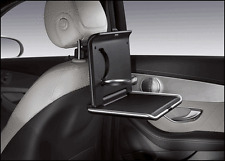 Genuine Mercedes Benz Style & Travel Headrest Folding Table Cup Holder